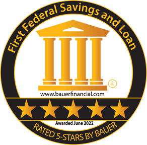 Bauer Financial 5 Star Rating, logo