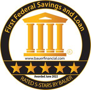 Bauer Financial 5 Star Rating, logo