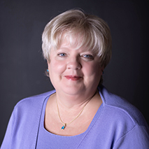 Headshot of Sharon Bowe